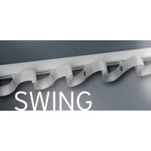 Swing - voor mooie, regelmatig golvende gordijnen